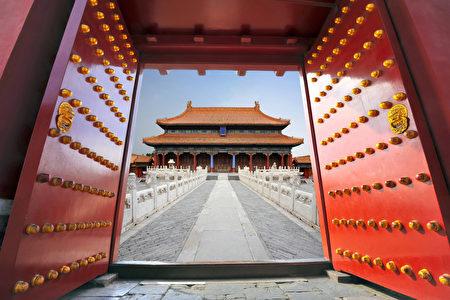 中国北京的紫禁城(图片来源:Fotolia)