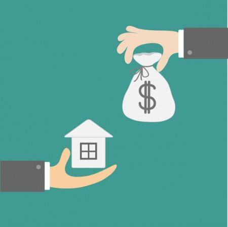 新当选美国总统的川普,很可能会在不久的将来影响到美国房市的走向。一方面房贷利率可能上升,而房价则会下降。(Fotolia)