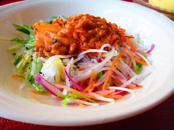 """养生,来一道日韩风营养""""双酵""""的养生开胃菜。(家和/大纪元)"""
