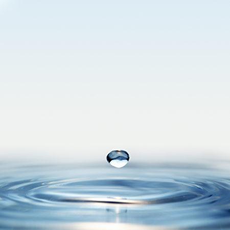 在阳光下水滴(fotolia)