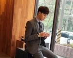 谢佳见拍摄新戏《遗憾拼图》,而现实生活中,他却有个无法圆满的遗憾。(TVBS提供)