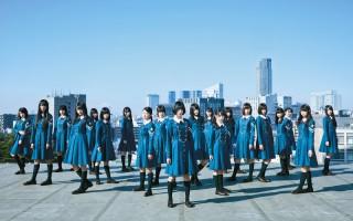 日女團「欅坂46」出道單曲 空降公信榜冠軍