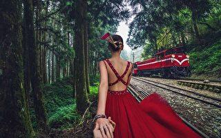 「Follow me夫妻」阿里山拍美照 25萬人按讚