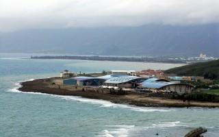 """屏东国立海洋生物博物馆让世界看见台湾,建筑曾获""""美国2001杰出工程奖""""首奖。图为海生馆配合地景的建筑。(海生馆提供)(中央社)"""