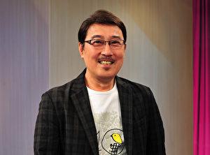 赵树海接受《台湾名人堂》专访。(台视提供)