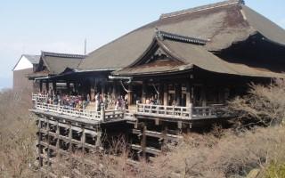 百年木造清水寺(黄渝晟/提供)