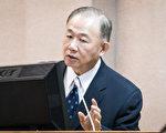 """针对美国智库兰德公司日前发表的""""台湾空防选项""""研究报告,国防部副部长陈永康表示,整体而言,报告的分析方式正确。(陈柏州/大纪元)"""