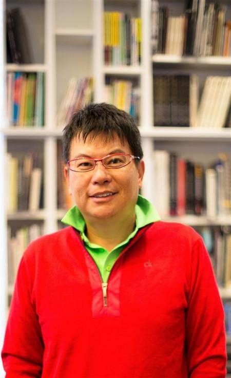 克俐凱文建築空間設計公司設計總監、負責人蔡竺欣(莊孟翰/大紀元)