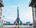"""台大参与的跨国研究团队,开发伽玛射线爆太空追踪望远镜,可在伽玛射线爆发生1、2秒内侦测可见光,有助于建立宇宙的""""标准蜡烛"""",让暗能量有机会解密。于28日上午10时在俄罗斯太空中心成功发射升空。(俄罗斯东方航天港网站提供)"""