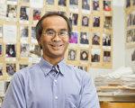 硅谷数学辅导名师黄老师(Johnson Huang)。(大纪元)
