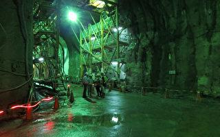 曾文水庫排砂隧道難度高 參訪團隊多