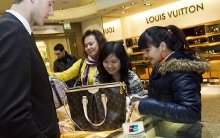 中國遊客免稅消費下滑 高檔品業者憂業績