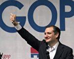 下周二(5月3日)印第安纳州举行共和党总统初选,选前印第安纳州州长今天(4月29日)表态支持科鲁兹,对川普选情面临变数。(J Pat Carter/Getty Images)