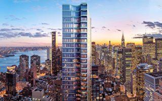曼哈顿豪华公寓252 East 57 Street。(Williams New York)