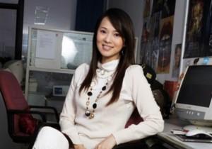 台湾女星伊能静资料照。(China Photos/Getty Images)