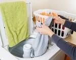 細緻的衣服,要用正確的洗法才不會傷衣料。(Fotolia)