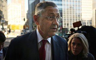 纽约州前众议长萧华,图为2015年11月萧华贪腐案开审,他到纽约联邦南区法庭上庭。  (Photo by Spencer Platt/Getty Images)