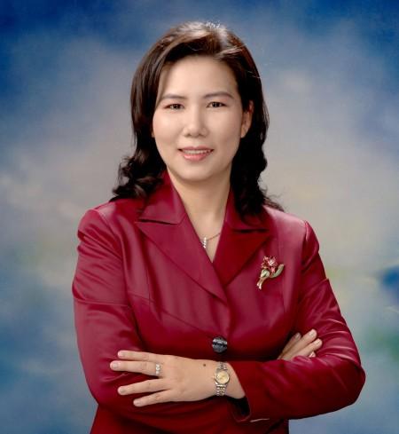 Alice Hou侯婷榕,資深房地產、貸款經紀。(Alice Hou提供)