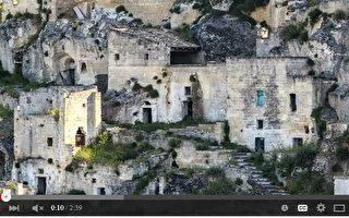 现实版打火石村 意大利九千年洞穴依然住人