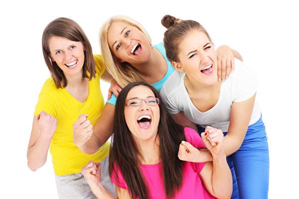 研究:擁有很多朋友比嗎啡更能止痛