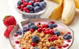 吃一份健康的早餐