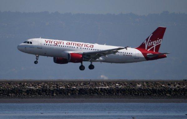 阿拉斯加航空公司收購美國維珍航空