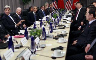 核安峰会首日 奥习会聚焦朝核威胁