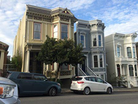 舊金山嚴格的租房管控法規,令老年租客可能更難租到房子。僅為搭配用圖。(章德維/大紀元)