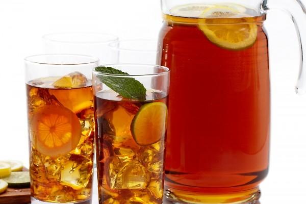 美国南方的甜茶和冰茶文化,深入人心。 (Rrandidrasin.com)