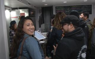 甜品店纷纷进驻纽约华埠 专攻年青人市场