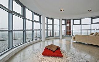 目前建筑设计中,玻璃已经成为非常有表现力的建材 (台炜公司提供)