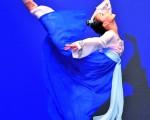 """刘心怡表演的剧目《嫦娥奔月》,获得2009年第三届""""全世界中国古典舞大赛"""" 青年女子组金奖。(爱德华/大纪元)"""