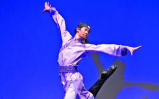 全世界中国舞大赛金奖得主黄景洲:《月下独酌》刻画诗仙李白