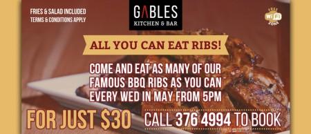 Gables Kitchen Bar Auckland