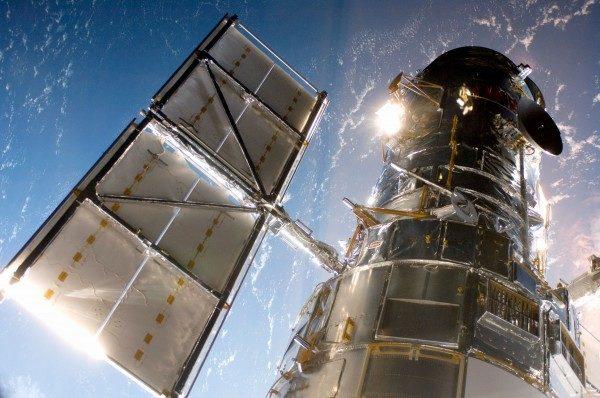 哈勃望遠鏡上太空26周年 精彩宇宙圖像回顧