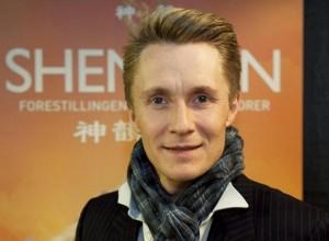 丹麦五次世界拉丁舞冠军得主彼得•施多科布鲁厄(Peter Stokkebroe)(大纪元图片库)
