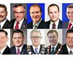 庆祝法轮大法洪传二十四周年,加拿大各级政要和领袖人物纷纷发出贺信和褒奖。(大纪元)