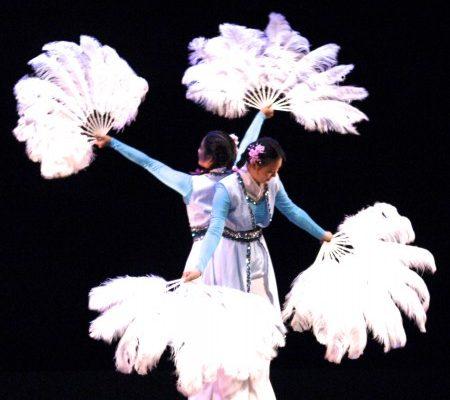 艺协6月25日民族舞蹈展