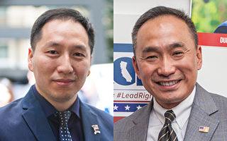 2016年大選 舊金山的華裔聯邦議員參選人