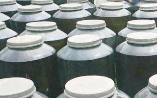 黑醋是高粱发酵酿造而成的,富含多种矿物质和多种氨基酸。(getty images)