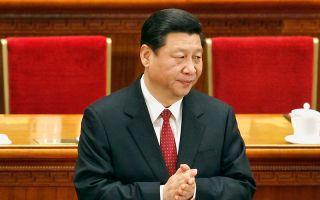 日前,習近平召開哲學社會科學工作座談會並發表講話,公開稱中國正經歷著中國歷史上最為廣泛而深刻的社會變革。(資料圖,Lintao Zhang/Getty Images)