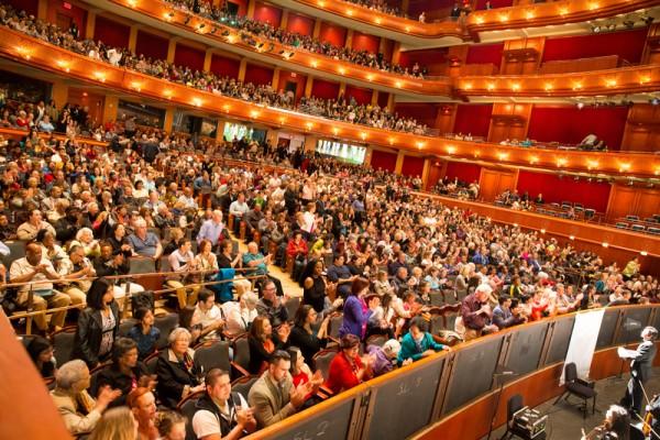 神韵新州再爆满 观众惊见最顶尖舞台艺术
