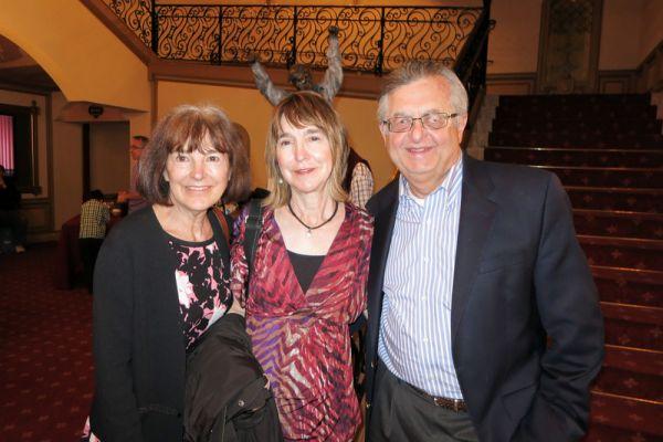 Juan Ormaechea观赏了美国神韵巡回艺术团今年在阿根廷首都布宜诺斯艾利斯Opera剧院的第二场演出。(新唐人电视台提供)