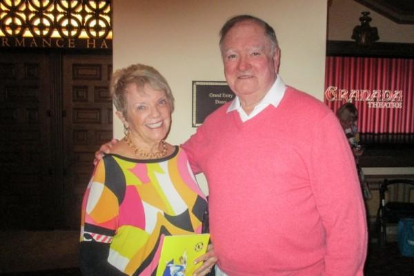退休法律顾问Don Haarer开车近3小时,带太太一起观看神韵纽约艺术团在圣巴巴拉的演出。他们赞叹神韵完美无瑕,是一个融合了杰出的艺术、充满情感和内涵的演出。(Albert Roman/大纪元)