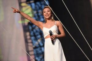 丁当4月30日上海春浪开唱。(相信音乐提供)