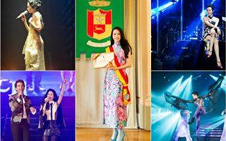 莫文蔚欧洲巡演成功 受封贝加莫文化大使