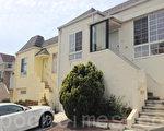 2016年舊金山的房屋中位價依然超過百萬美元。(曹景哲/大紀元)