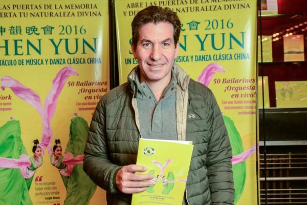 阿根廷部长:神韵是对灵魂和精神的慰籍
