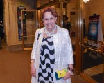 時裝設計師Lana Meumeyer也是匹茲堡歌劇院董事會成員。她表示,神韻給她的時裝設計提供了豐富的靈感。(良克霖/大紀元)