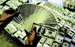 美元對歐元、加拿大幣和瑞士法郎匯價都上揚,由於原油以美元計價,美元走強通常會影響對原油需求。(Chung Sung-Jun/Getty Images)